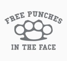 Free Punches In The Face by BrightDesign