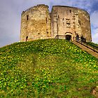 Clifford's Tower by Tom Gomez