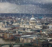 St Paul's Cathedral by timkouroff