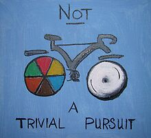 To Cycle - Not a Trivial Pursuit by Selvester