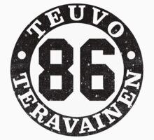 Teuvo Number  Kids Clothes