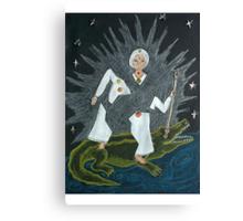 Goddess Akhilandeshvari Canvas Print