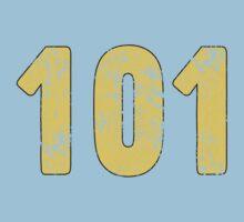 Vault 101 - Classic Blue Kids Clothes
