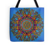 Mandala 55 - Jim Gogarty Tote Bag