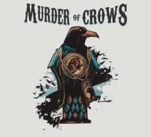 Murder of Crows Vigor by Canadope