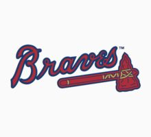 MLB... Baseball Atlanta Braves by artkrannie