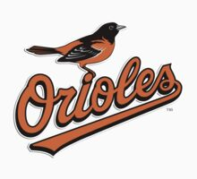 MLB... Baseball Baltimore Orioles by artkrannie