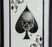 Ace of skulls commision by scooter75