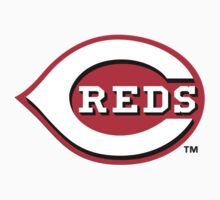 MLB... Baseball Cincinnati Reds by artkrannie
