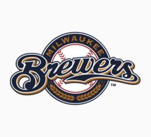 MLB... Baseball Milwaukee Brewers by artkrannie