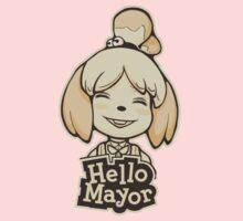 Hello Mayor Kids Clothes
