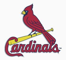 MLB... Baseball St. Louis Cardinals by artkrannie