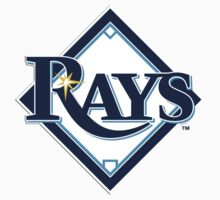 MLB... Baseball Tampa Bay Rays by artkrannie