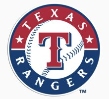 MLB... Baseball Texas Rangers by artkrannie