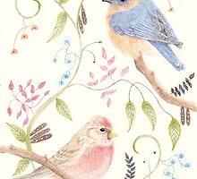 Birds by Catherine Gabriel