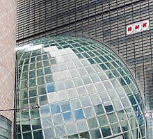 NHK Osaka Headquarters by photoeverywhere