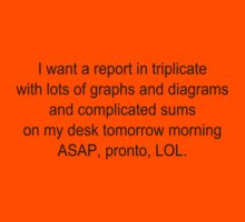 Report ASAP Pronto LOL by EnigmaticJones