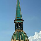 Vienna Steeple by phil decocco