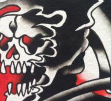 Death from Below Sticker