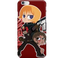 Judge Dredd Versus The World iPhone Case/Skin
