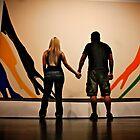 Museum hands by Jesse Diaz