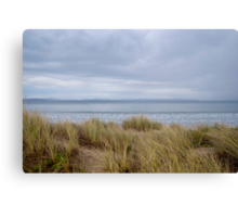 stormy 7 mile beach Canvas Print
