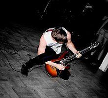 Vicious Guitar by Jesse Diaz
