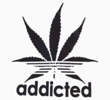 Addicted.  by Debbie D