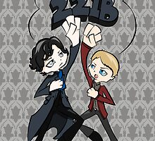 Team 221B by JotunRunt