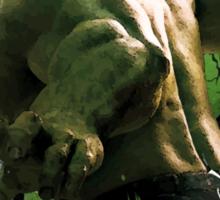 Hulk SMASH! Sticker