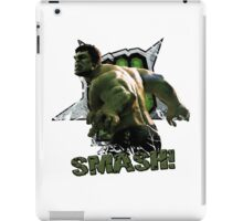 Hulk SMASH! iPad Case/Skin