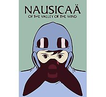Nausicaå of the Valley of the Wind Photographic Print