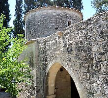 Church-7th cent. Ag. Pavlos by Francis Drake