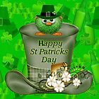 St Pats Day Banner by LoneAngel