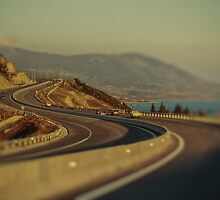 Roads by Vasilis Miltiadis