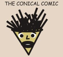 The Conical Comic by Uncle McPaint