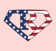 Super American R Logo by TheGraphicGuru