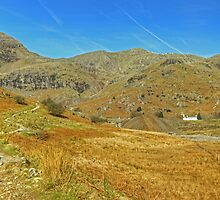 Coppermines Valley by Jamie  Green