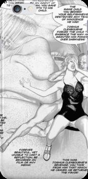 Faith Fallon Graphic Novel Page © Steven Pennella by Steven Pennella
