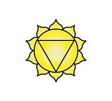 The Solar Plexus Chakra by Mindful-Designs