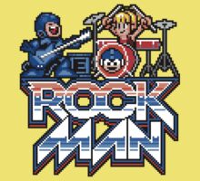 Rock, Man! Kids Clothes