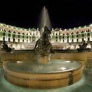 Piazza Della Repubblica by Night by Samantha Higgs