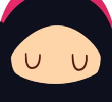 Music Ninja Sticker