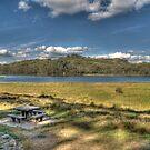 Lake Catani, Mt Buffalo, Victoria by Adrian Paul