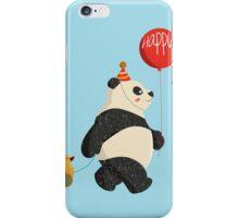 Cute Panda and Ducks iPhone Case/Skin