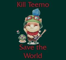 Kill Teemo by ArtemideDelia