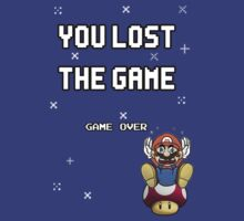 You lost the game by ArtemideDelia