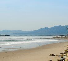 richfield island pier by photoeverywhere