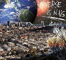 universe. by Robby Dougherty