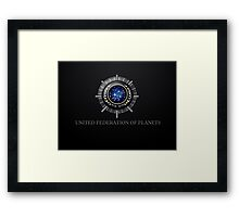 United Federation of Planets Framed Print